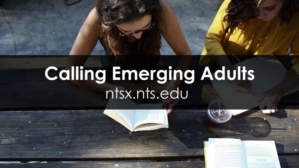 Calling Emerging Adults